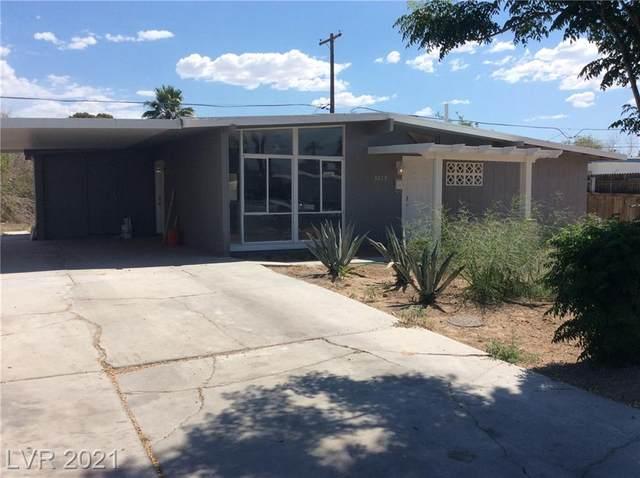 3217 Reynolds Avenue, North Las Vegas, NV 89030 (MLS #2303561) :: Lindstrom Radcliffe Group