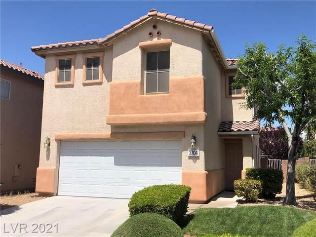 3704 Sesto Court, Las Vegas, NV 89141 (MLS #2303563) :: Galindo Group Real Estate