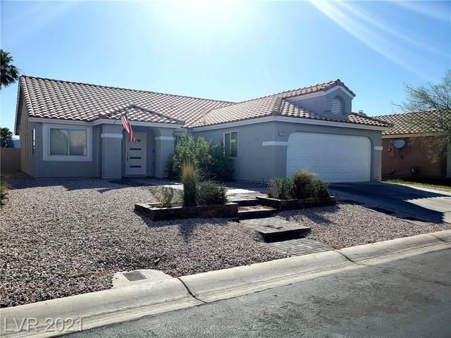 4707 Carefree Drive, Las Vegas, NV 89122 (MLS #2303573) :: Galindo Group Real Estate