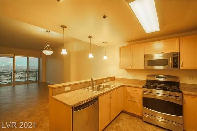 150 Las Vegas #1901, Las Vegas, NV 89101 (MLS #2303589) :: DT Real Estate