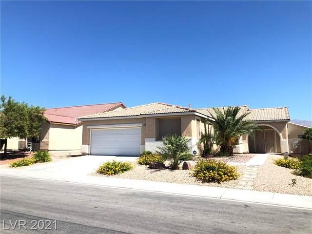 3506 Cinnamon Creek Avenue, North Las Vegas, NV 89031 (MLS #2303592) :: Galindo Group Real Estate