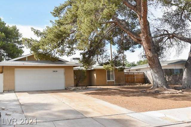 3919 Springhill Avenue, Las Vegas, NV 89121 (MLS #2303620) :: Signature Real Estate Group