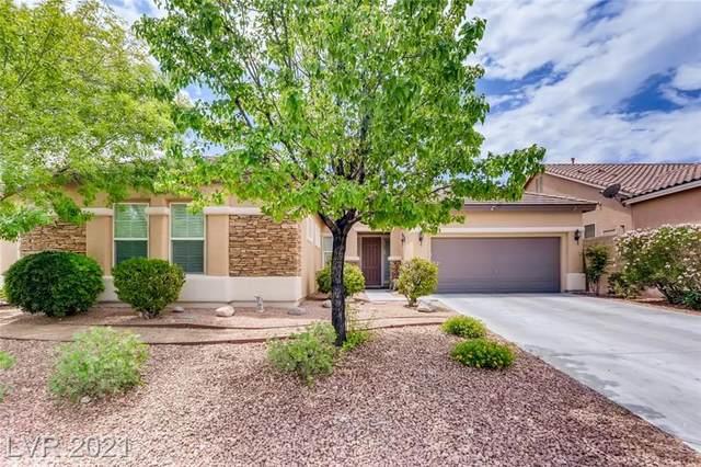 9525 Quiet Valley Avenue, Las Vegas, NV 89149 (MLS #2303627) :: Jeffrey Sabel