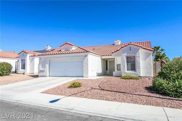 622 Kings Center Avenue, North Las Vegas, NV 89032 (MLS #2303632) :: Signature Real Estate Group