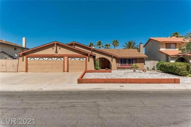 1905 Springview Drive, Las Vegas, NV 89146 (MLS #2303638) :: Hebert Group   Realty One Group