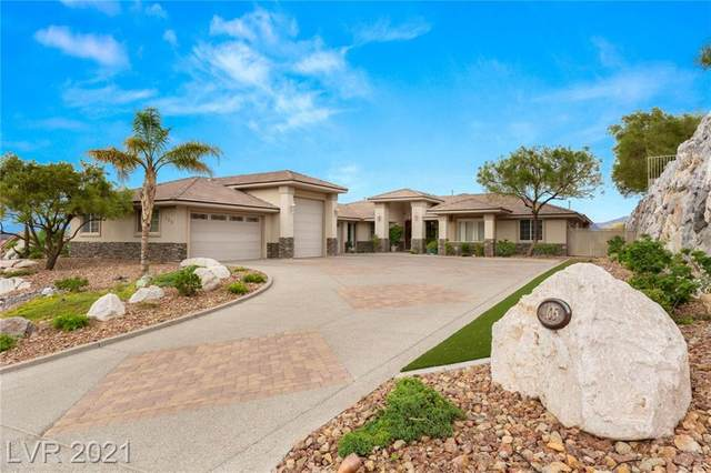 105 Stone Canyon Road, Boulder City, NV 89005 (MLS #2303659) :: Lindstrom Radcliffe Group