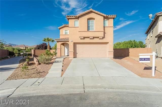 2204 Cockatiel Drive, North Las Vegas, NV 89084 (MLS #2303677) :: Jack Greenberg Group