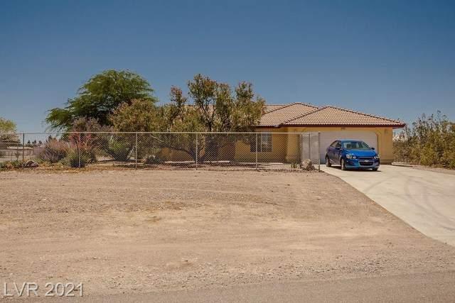 5731 Bridger Street, Pahrump, NV 89061 (MLS #2303682) :: Custom Fit Real Estate Group