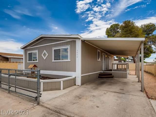 3490 Estes Park Drive, Las Vegas, NV 89122 (MLS #2303694) :: Jack Greenberg Group