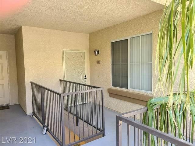 7119 S Durango Drive #309, Las Vegas, NV 89113 (MLS #2303696) :: Jack Greenberg Group
