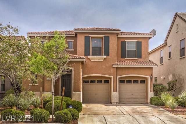 10463 Foggy Glen Avenue, Las Vegas, NV 89135 (MLS #2303703) :: Jeffrey Sabel