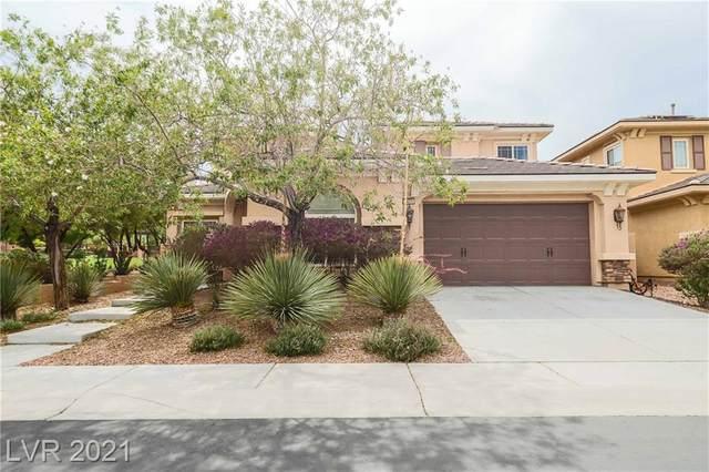 7423 Bretton Oaks Street, Las Vegas, NV 89166 (MLS #2303721) :: Kypreos Team
