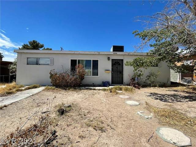 3669 Hilo Avenue, Las Vegas, NV 89104 (MLS #2303725) :: Lindstrom Radcliffe Group