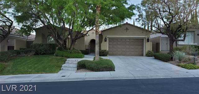 11525 Timber Mountain Avenue, Las Vegas, NV 89135 (MLS #2303733) :: Jeffrey Sabel