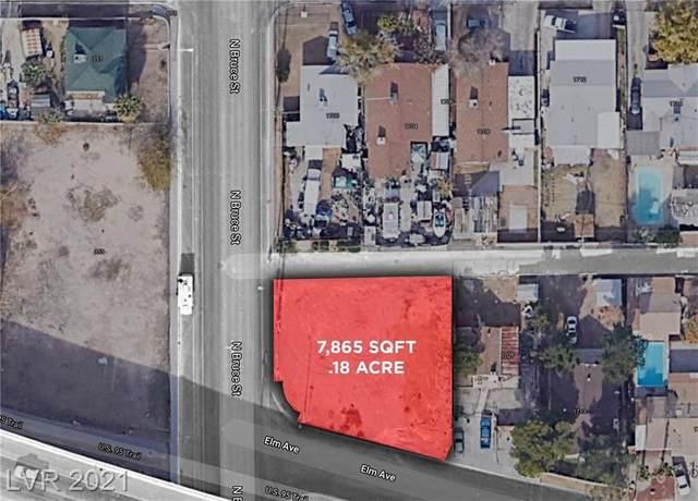 Elm Avenue, Las Vegas, NV 89101 (MLS #2303734) :: Jack Greenberg Group