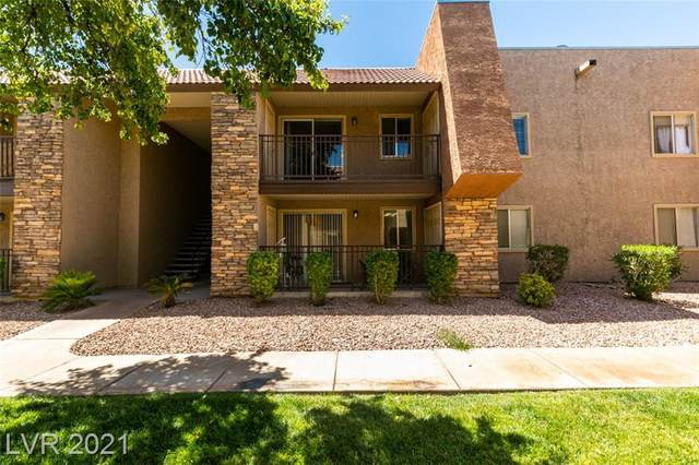 5060 Indian River Drive #382, Las Vegas, NV 89103 (MLS #2303736) :: Jeffrey Sabel