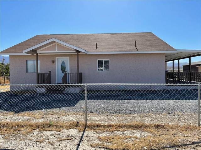 3781 Zula Drive, Pahrump, NV 89060 (MLS #2303741) :: The Melvin Team