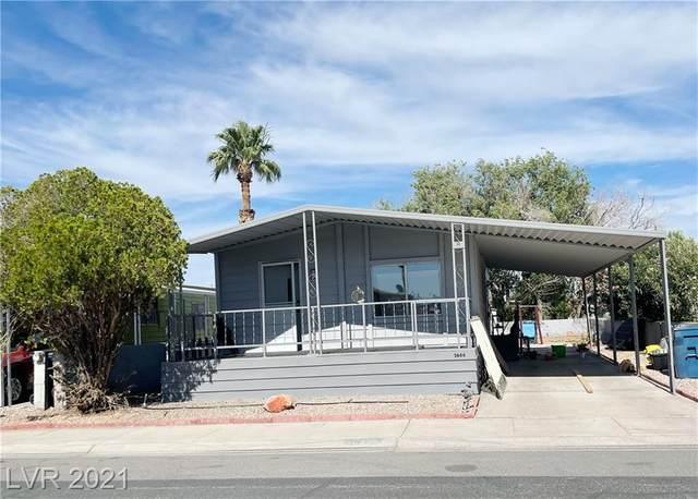 3644 Isle Royale Drive, Las Vegas, NV 89122 (MLS #2303745) :: Jack Greenberg Group