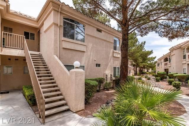 7400 W Flamingo Road #2053, Las Vegas, NV 89147 (MLS #2303755) :: The Perna Group