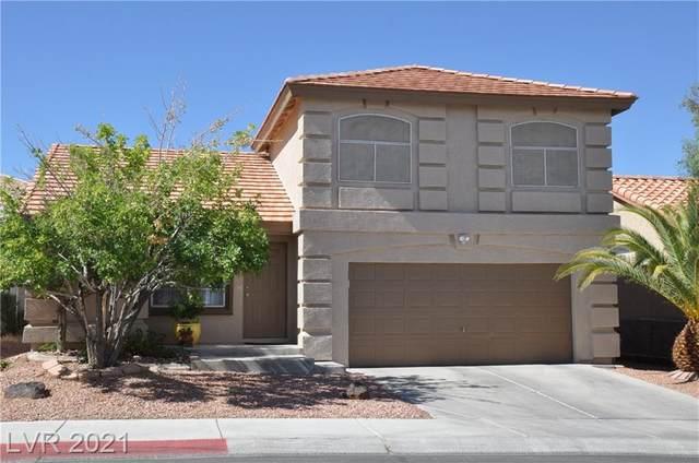 8724 Autumn Valley Avenue, Las Vegas, NV 89129 (MLS #2303779) :: Galindo Group Real Estate