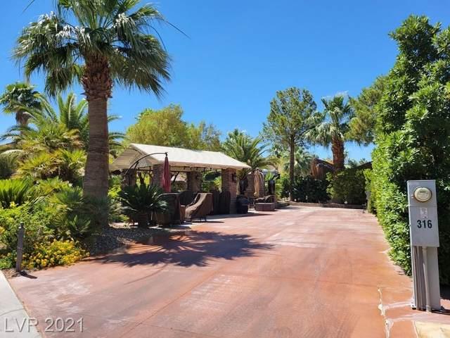 8175 Arville Street #316, Las Vegas, NV 89139 (MLS #2303782) :: Lindstrom Radcliffe Group