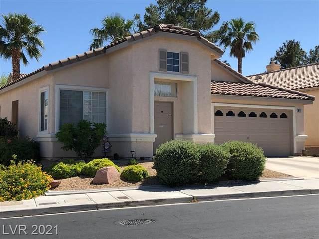 9761 Lost Colt Circle, Las Vegas, NV 89117 (MLS #2303783) :: Signature Real Estate Group