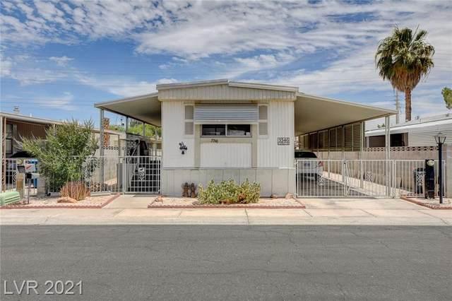 3346 Katmai Drive, Las Vegas, NV 89122 (MLS #2303786) :: Vestuto Realty Group