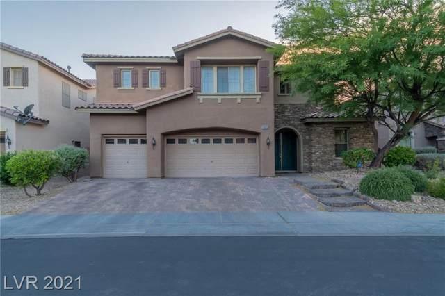 9665 Stonily Lane, Las Vegas, NV 89178 (MLS #2303802) :: Jeffrey Sabel