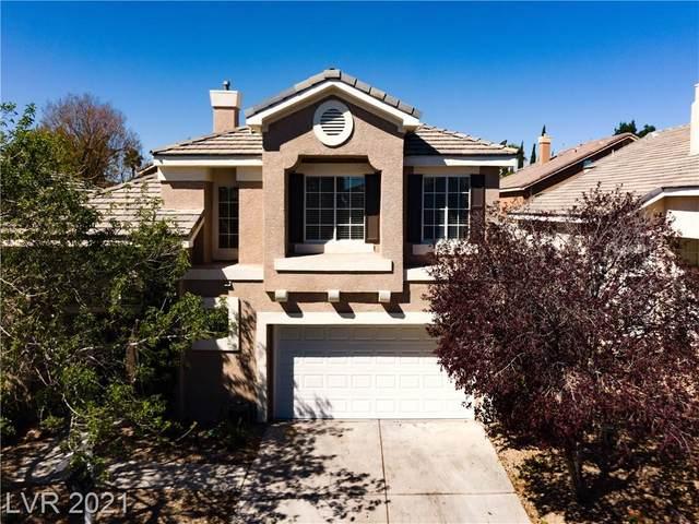 10325 Pompei Place, Las Vegas, NV 89144 (MLS #2303811) :: Vestuto Realty Group