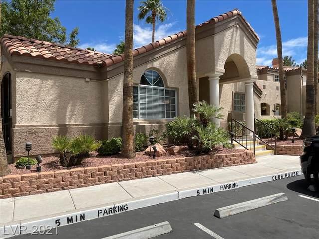 1851 Hillpointe Road #1822, Henderson, NV 89074 (MLS #2303815) :: DT Real Estate