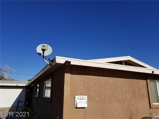 4332 Sawyer Avenue, Las Vegas, NV 89108 (MLS #2303818) :: Lindstrom Radcliffe Group