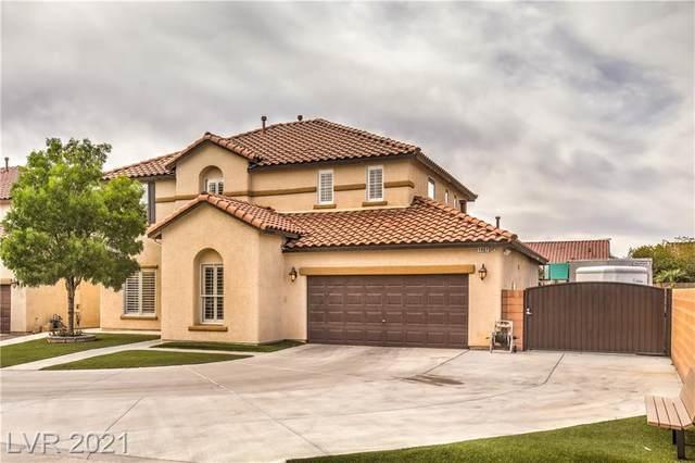 1407 Corsica Crest Court, Las Vegas, NV 89123 (MLS #2303821) :: Hebert Group | Realty One Group