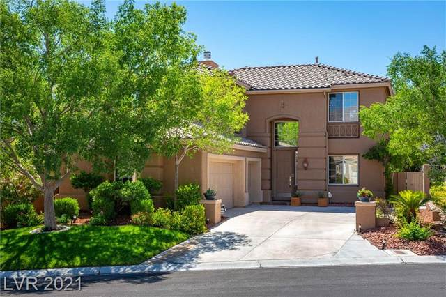 1840 Spring Summit Lane, Las Vegas, NV 89134 (MLS #2303824) :: Hebert Group | Realty One Group