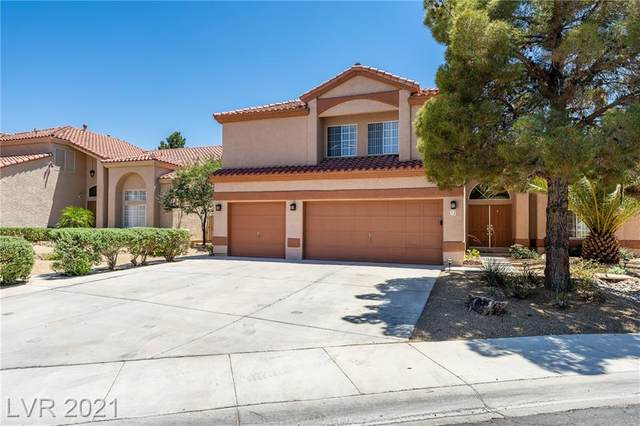 12 Almond Drive, Henderson, NV 89074 (MLS #2303871) :: Lindstrom Radcliffe Group
