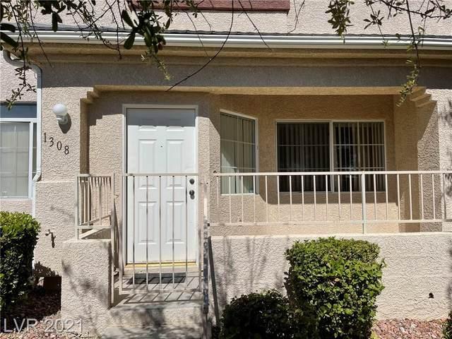 1308 Dusty Creek Street, Las Vegas, NV 89128 (MLS #2303873) :: Team Michele Dugan