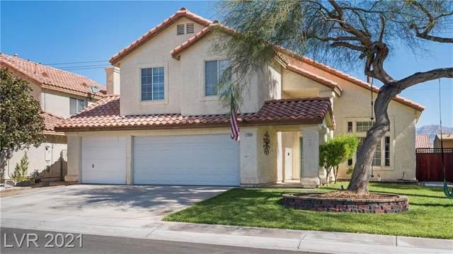 1700 Santa Rosalia Drive, North Las Vegas, NV 89031 (MLS #2303880) :: Lindstrom Radcliffe Group