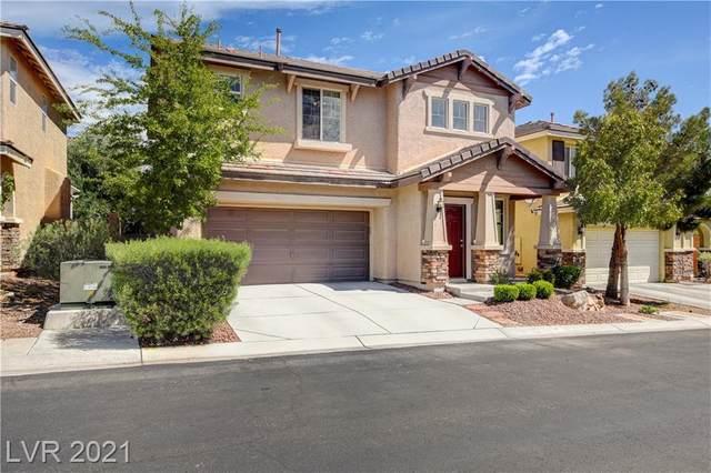 10616 Bandera Mountain Lane, Las Vegas, NV 89166 (MLS #2303884) :: The Shear Team