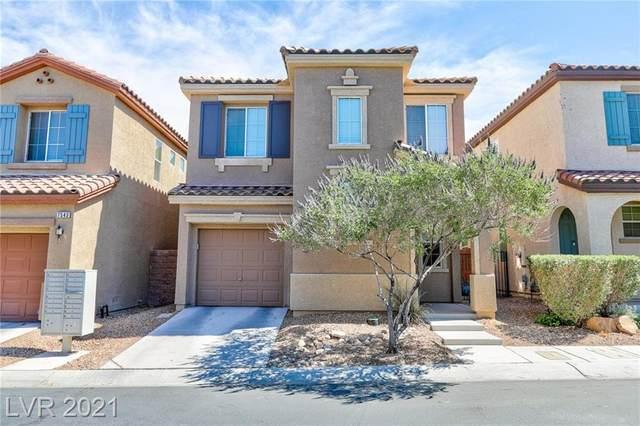 7549 Brisa Del Mar Avenue, Las Vegas, NV 89179 (MLS #2303885) :: Lindstrom Radcliffe Group