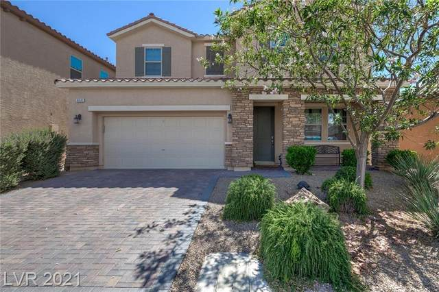850 Gallery Course Drive, Las Vegas, NV 89148 (MLS #2303899) :: Lindstrom Radcliffe Group