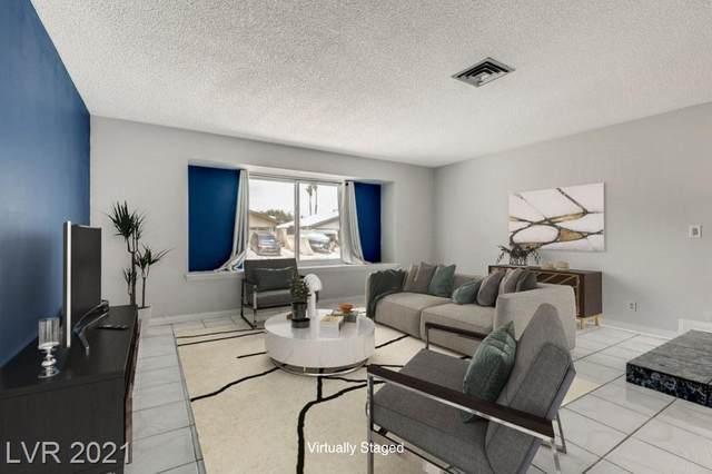 6771 Bonillo Drive, Las Vegas, NV 89103 (MLS #2303901) :: Vestuto Realty Group