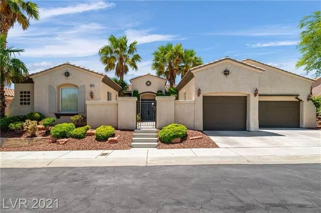 10273 Riva De Destino Avenue, Las Vegas, NV 89135 (MLS #2303902) :: Galindo Group Real Estate