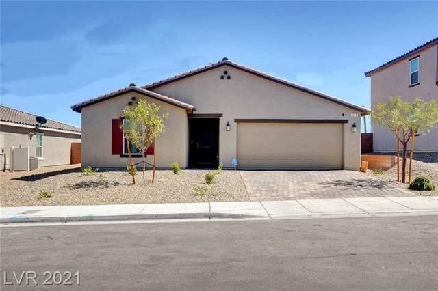 505 Sand Sage Avenue, North Las Vegas, NV 89030 (MLS #2303905) :: Lindstrom Radcliffe Group