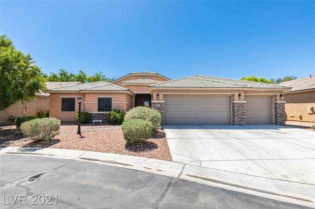 3631 Villa De Paz Court, Las Vegas, NV 89122 (MLS #2303915) :: Galindo Group Real Estate