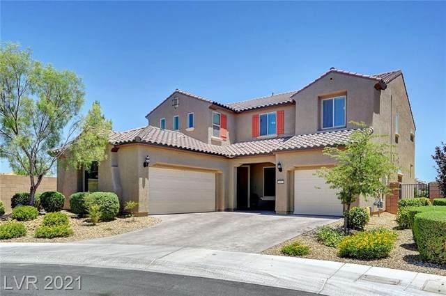 8452 Canyon Sun Court, Las Vegas, NV 89166 (MLS #2303917) :: Jeffrey Sabel