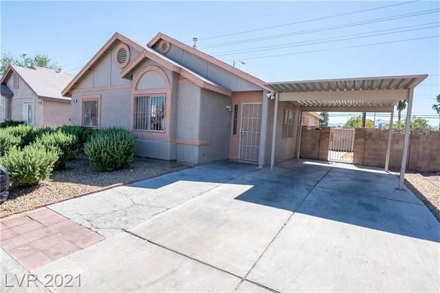 2025 Havelina Street, Las Vegas, NV 89108 (MLS #2303930) :: Lindstrom Radcliffe Group