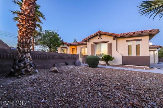3512 Chaps Ranch Avenue, North Las Vegas, NV 89031 (MLS #2303939) :: Vestuto Realty Group