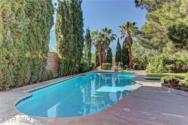2846 Marida Court, Las Vegas, NV 89120 (MLS #2303946) :: Signature Real Estate Group
