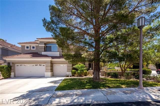 1816 Dolce Drive, Las Vegas, NV 89134 (MLS #2303965) :: Lindstrom Radcliffe Group