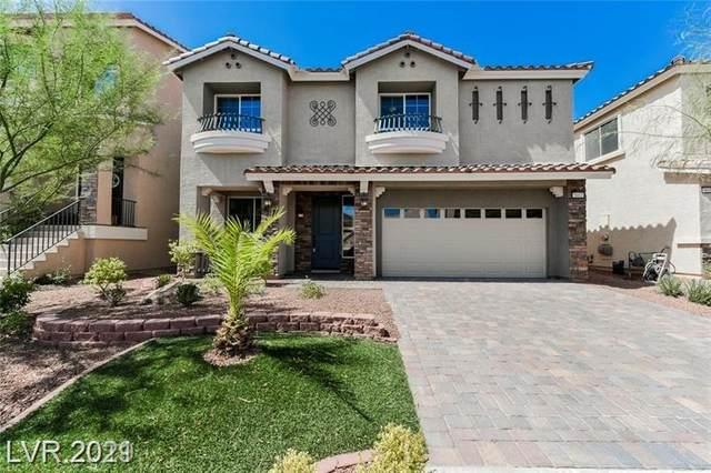 9663 Paraiso Springs Street, Las Vegas, NV 89139 (MLS #2303977) :: The Shear Team