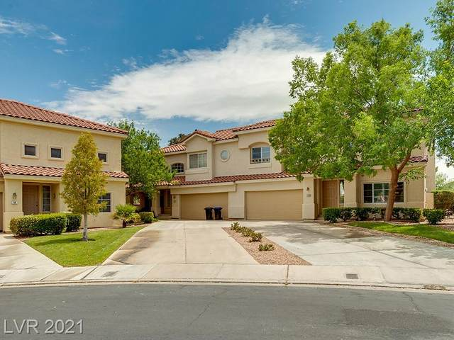 1739 Lily Pond Circle, Henderson, NV 89012 (MLS #2303983) :: Lindstrom Radcliffe Group